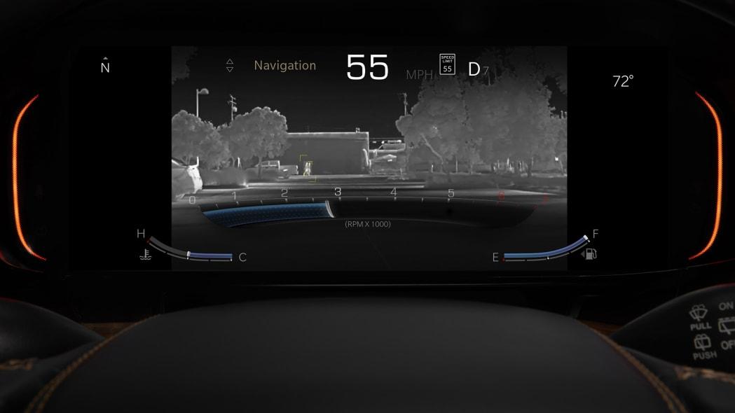 All-new 2022 Grand Wagoneer features a standard 12.3-inch framel