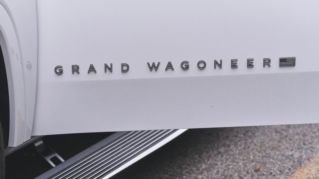 2022 Grand Wagoneer