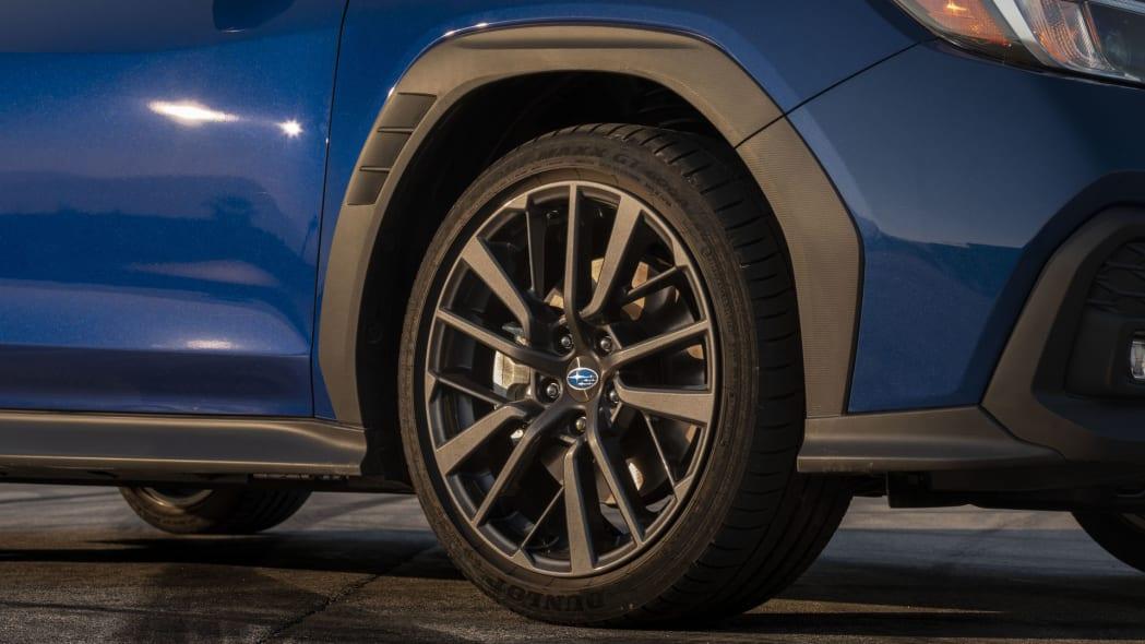 2022 Subaru WRX fenders