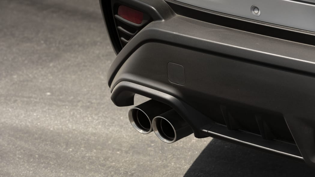 2022 Subaru WRX exhaust