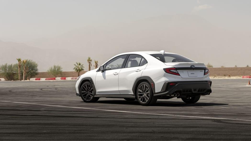 2022 Subaru WRX rear 34