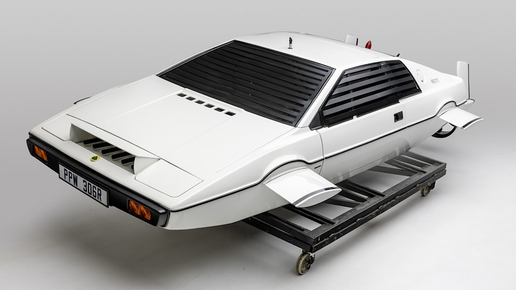 Lotus Esprit S1 Submarine from the Spy Who Loved Me