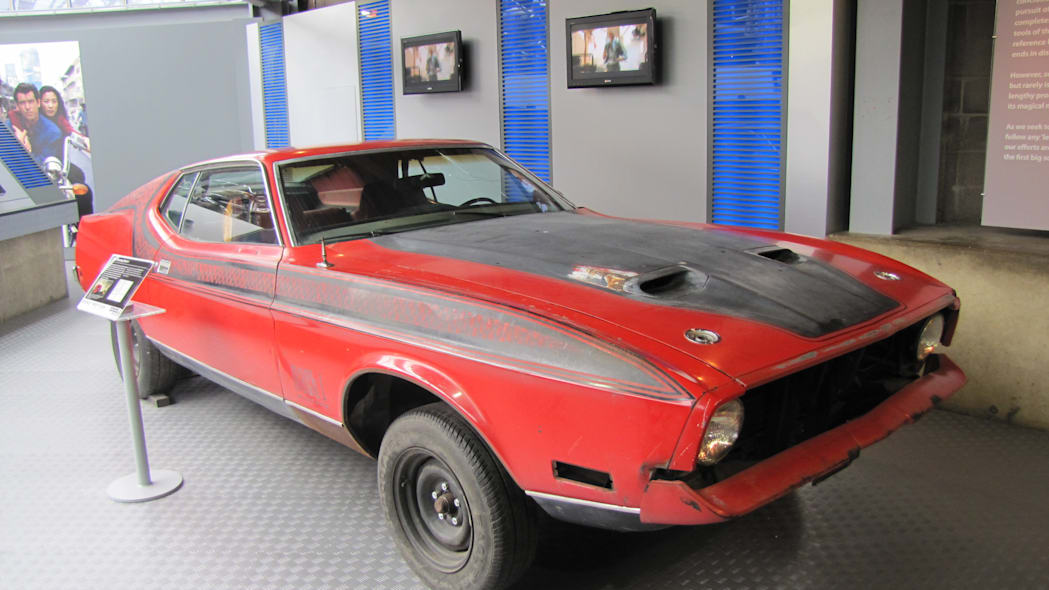 Ford Mustang Mach 1 from Diamonds are Forever