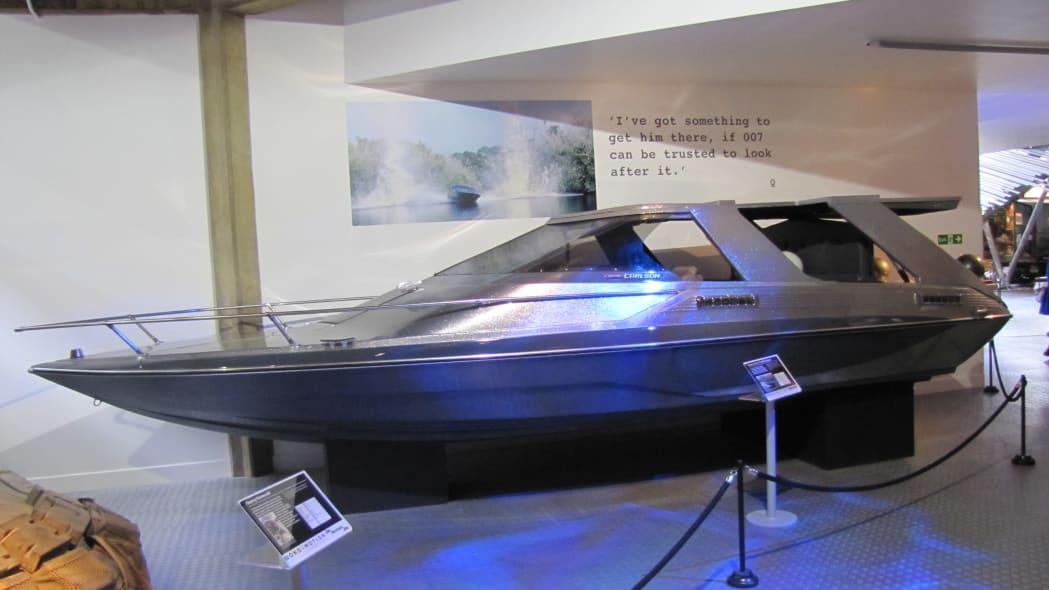 Speedboat from Moonraker