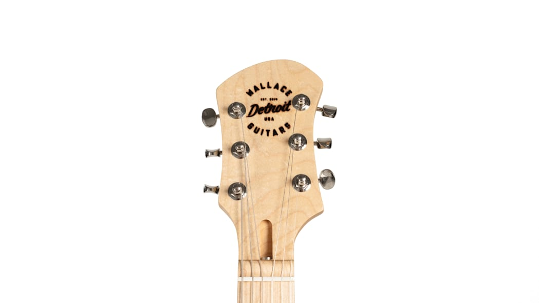 Jeep-branded Wallace Guitar