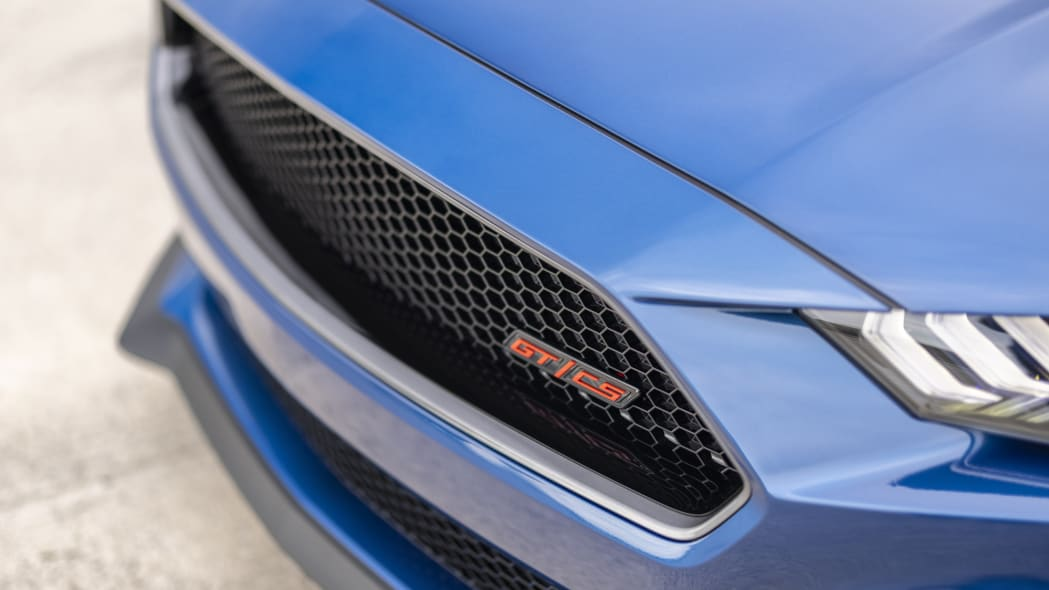 2022 Ford Mustang California Special with GT Performance Package