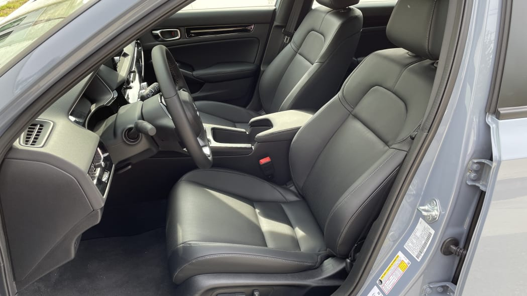 2022 Honda Civic Hatchback Sport Touring