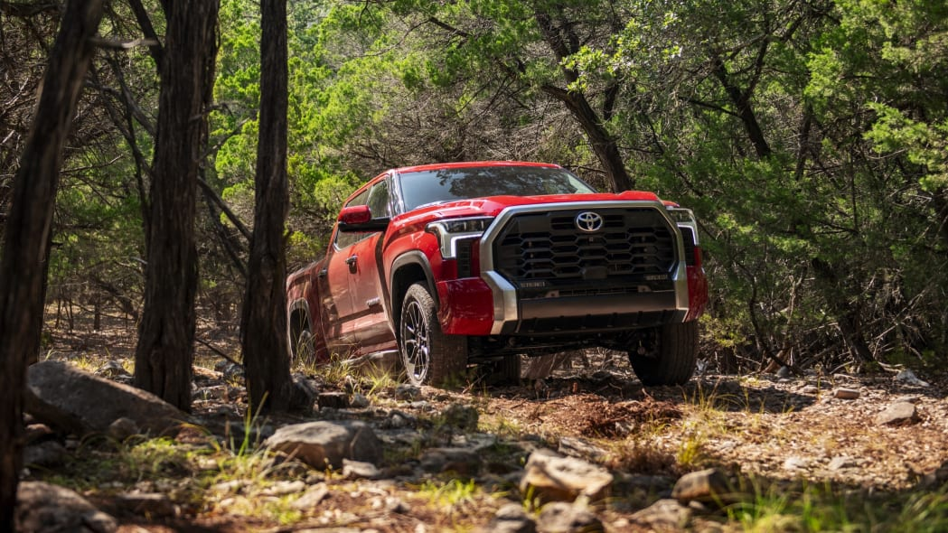 2022 Toyota Tundra Limited TRD Off-Road-4