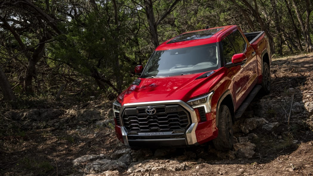 2022 Toyota Tundra Limited TRD Off-Road-9