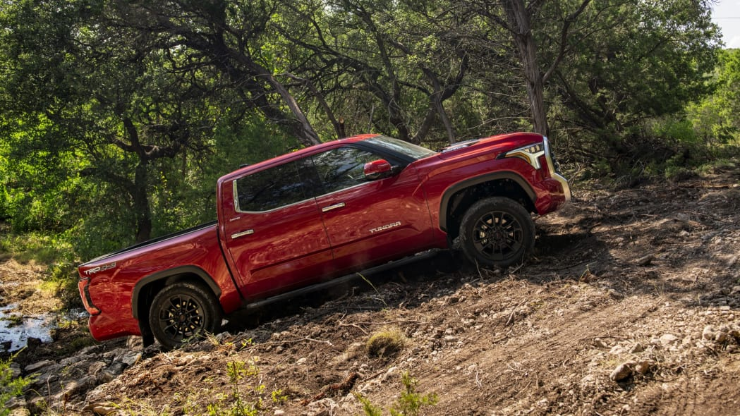 2022 Toyota Tundra Limited TRD Off-Road-10