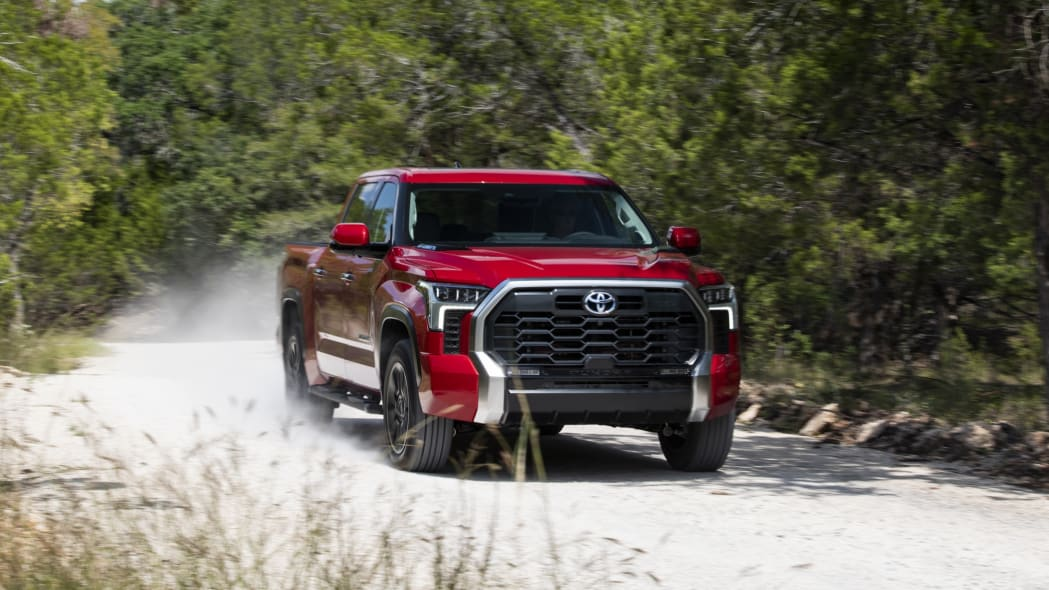 2022 Toyota Tundra Limited TRD Off-Road-27
