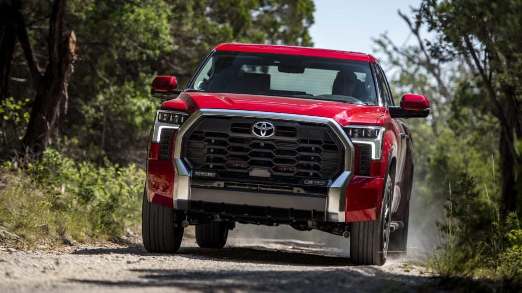 2022 Toyota Tundra Limited TRD Off-Road-29