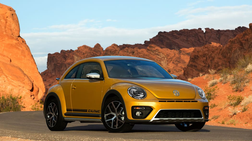 vw beetle dune coupe