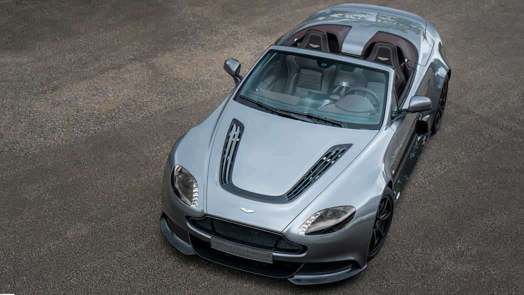 Aston Martin Vantage GT12 by Q overview