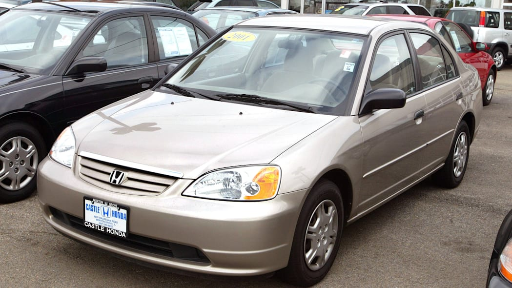 Honda Recalls Cars Due To Headlight Problems