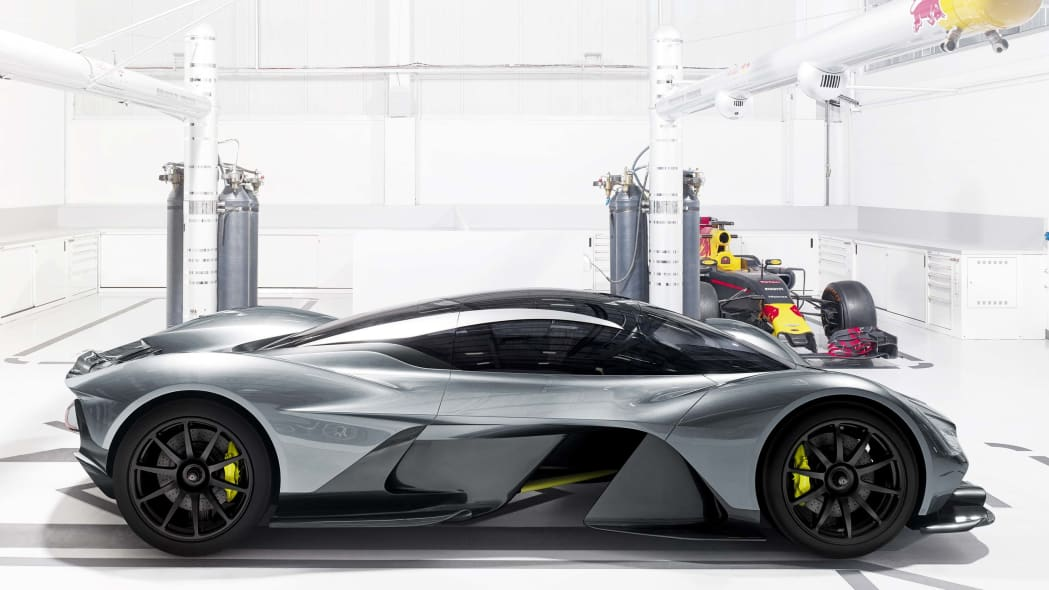 aston martin am-rb 001 side