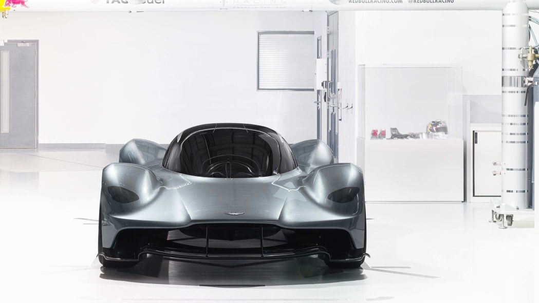 aston martin am-rb 001 front