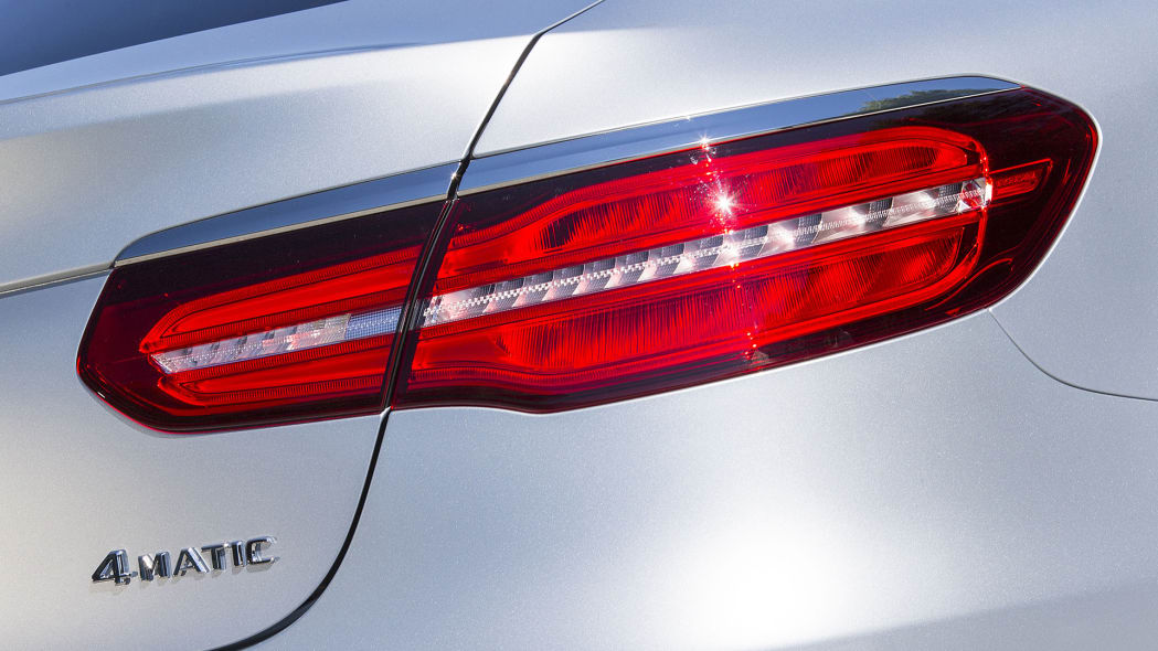 2017 Mercedes-Benz GLC300 Coupe taillight