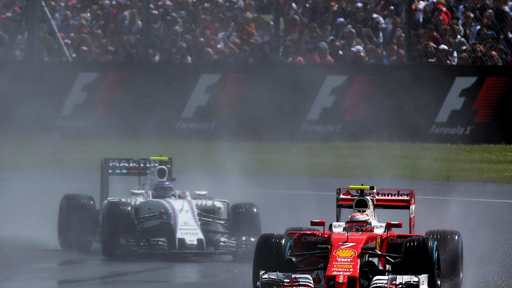 F1 Grand Prix of Great Britain