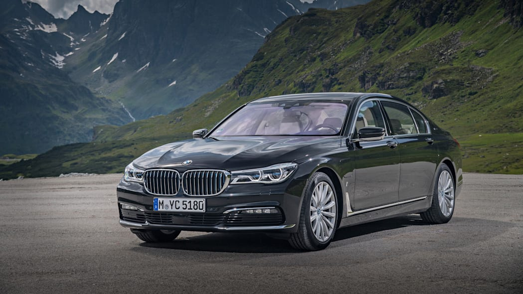 BMW 740Le xDrive iPerformance