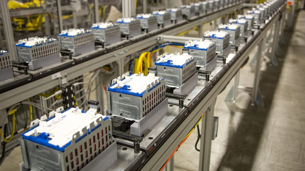 GM Brownstown Battery Assembly Plant