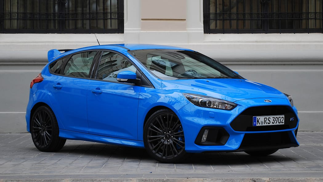 Ford Focus RS Front Exterior