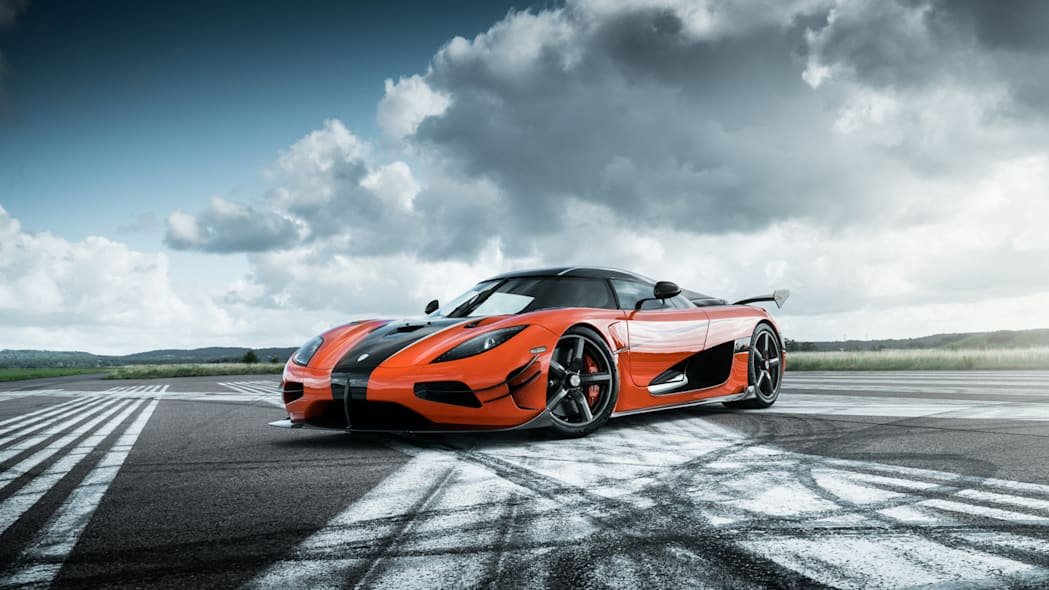 Koenigsegg Agera XS is bold, bonkers, and coming to Monterey