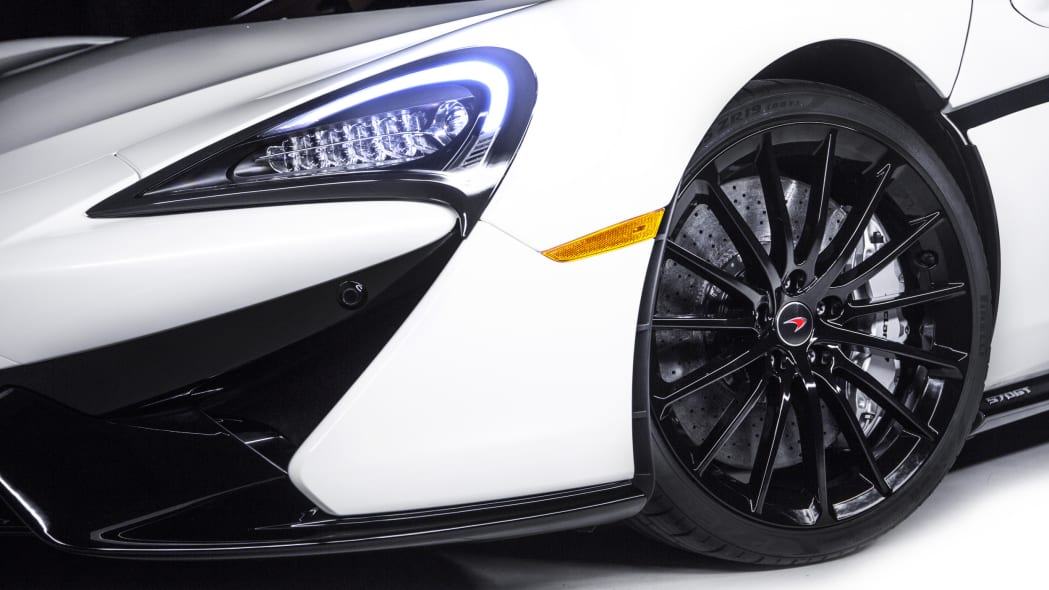 McLaren 570GT by MSO Concept Front End Close up