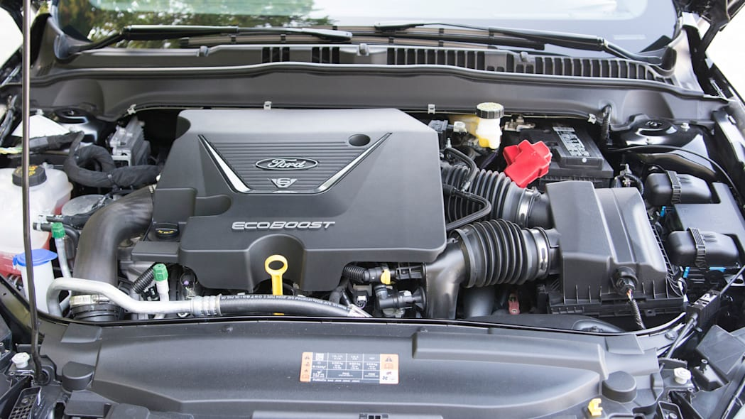2017 ford fusion sport engine ecoboost