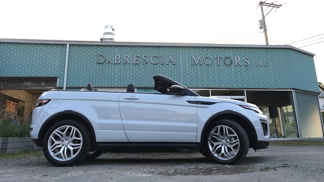 Land rover evoque convertible dabrescia unclebrother