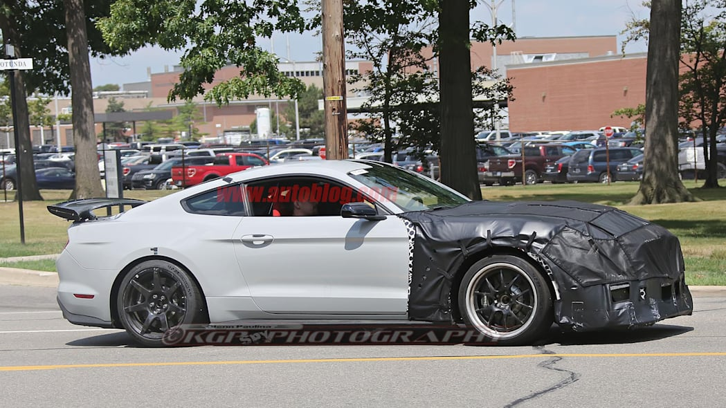Ford Shelby GT500 prototype