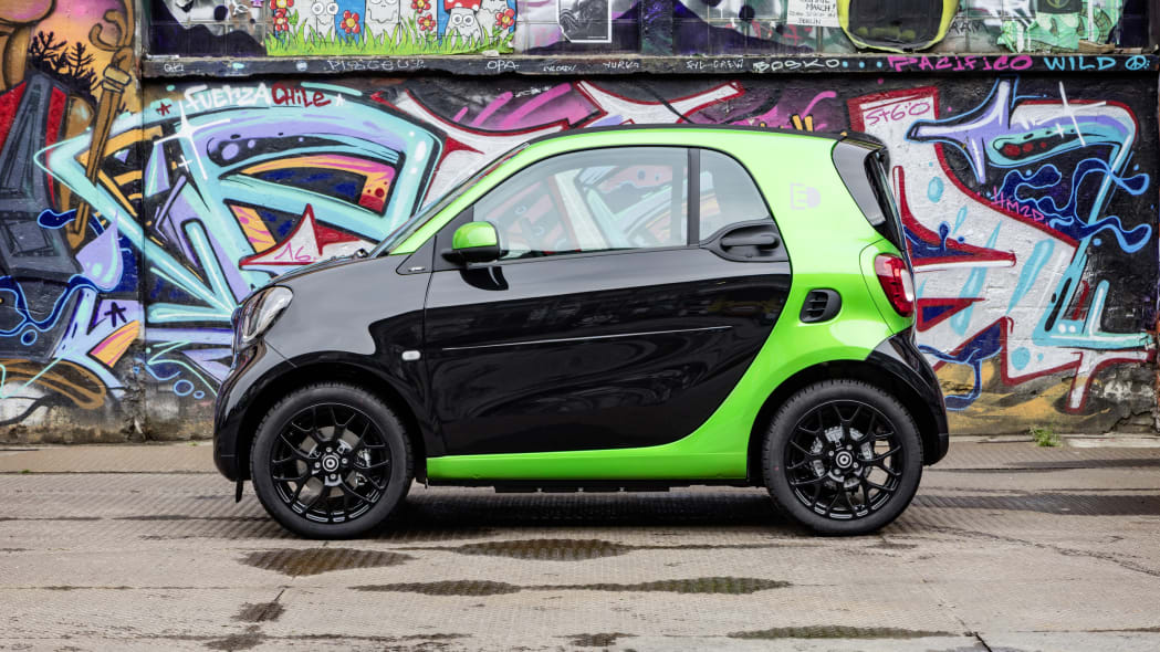 2018 Smart ForTwo ED coupe