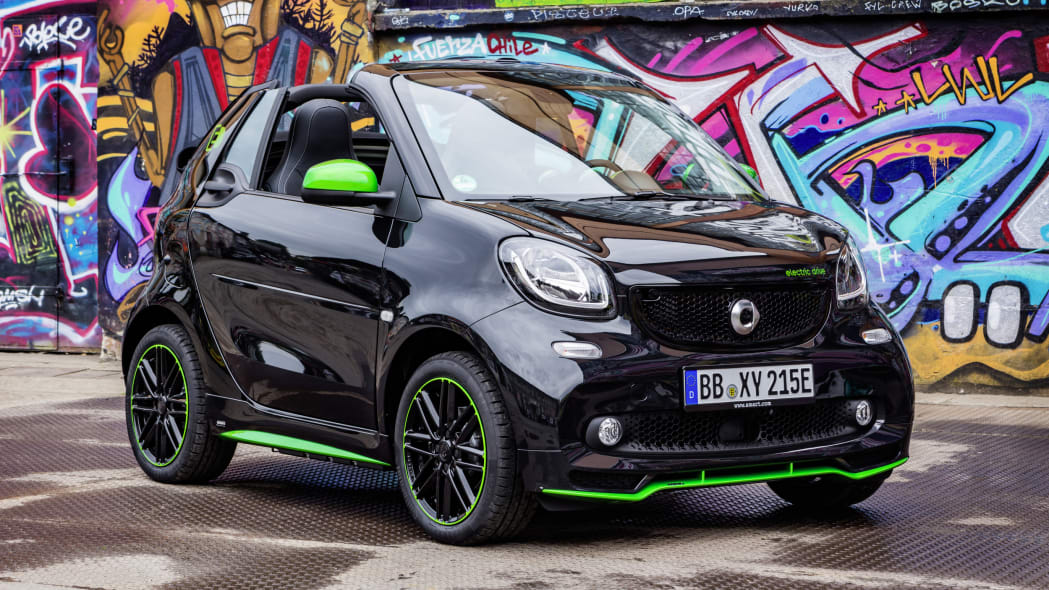 2018 Smart ForTwo ED cabriolet