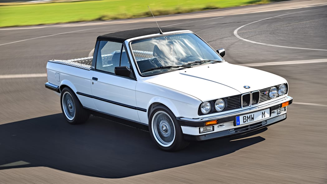 BMW M3 Prototype Pickup Front End Exterior