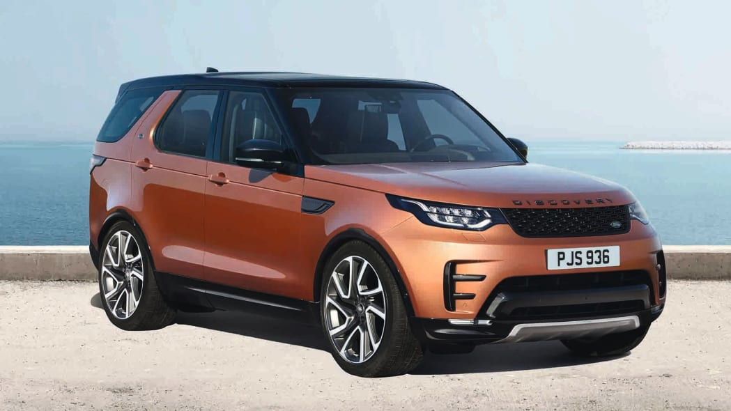 2017 Land Rover Discovery Dynamic Pack