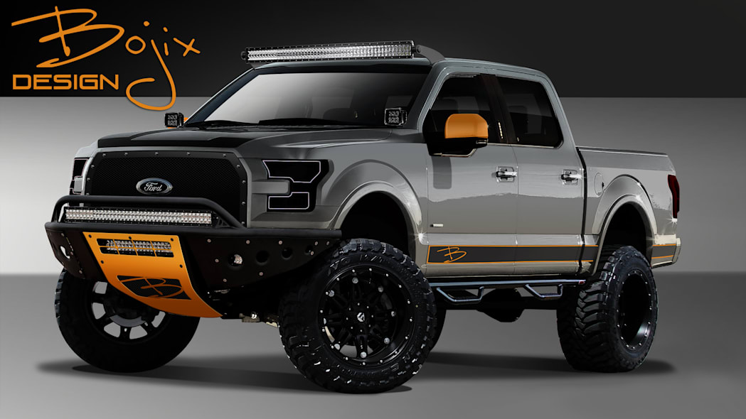 2016 Ford F-150 XLT 4x4 SuperCrew by Bojix Design