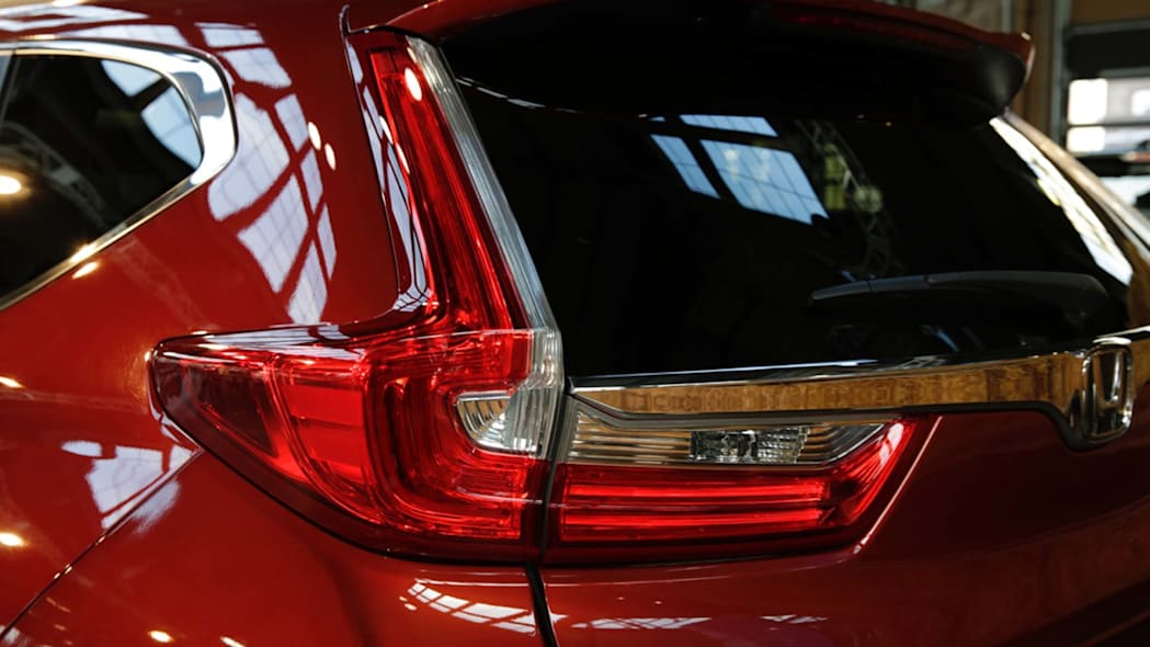 2017 honda cr-v taillights