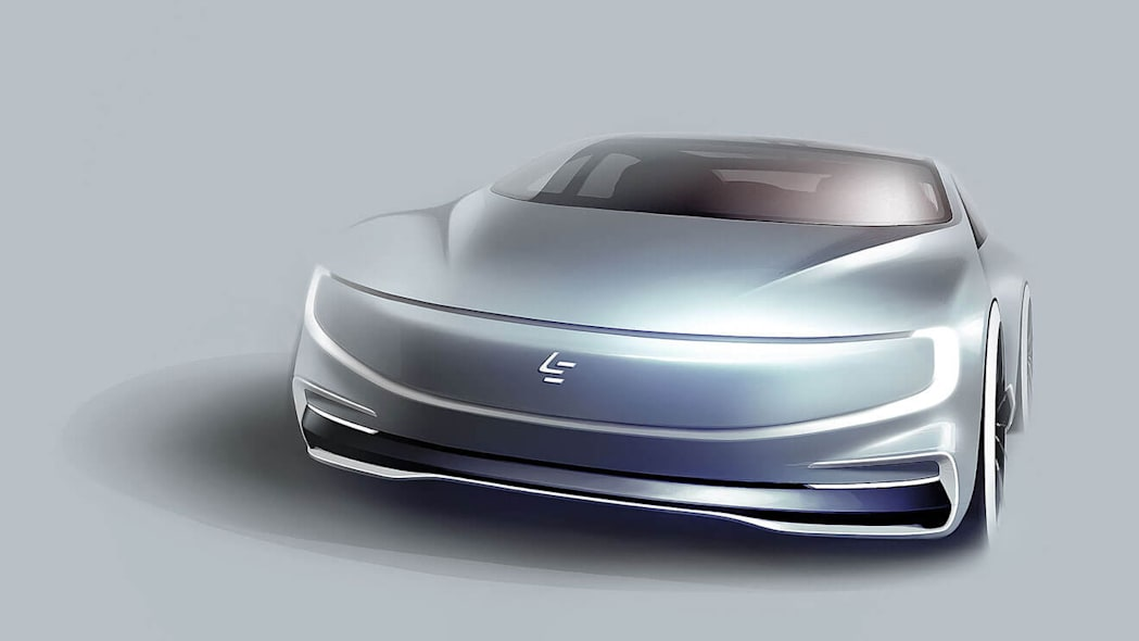 LeEco LeSEE Electric Car