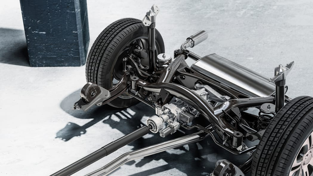 Lynk & Co. 01 Rear End Chassis