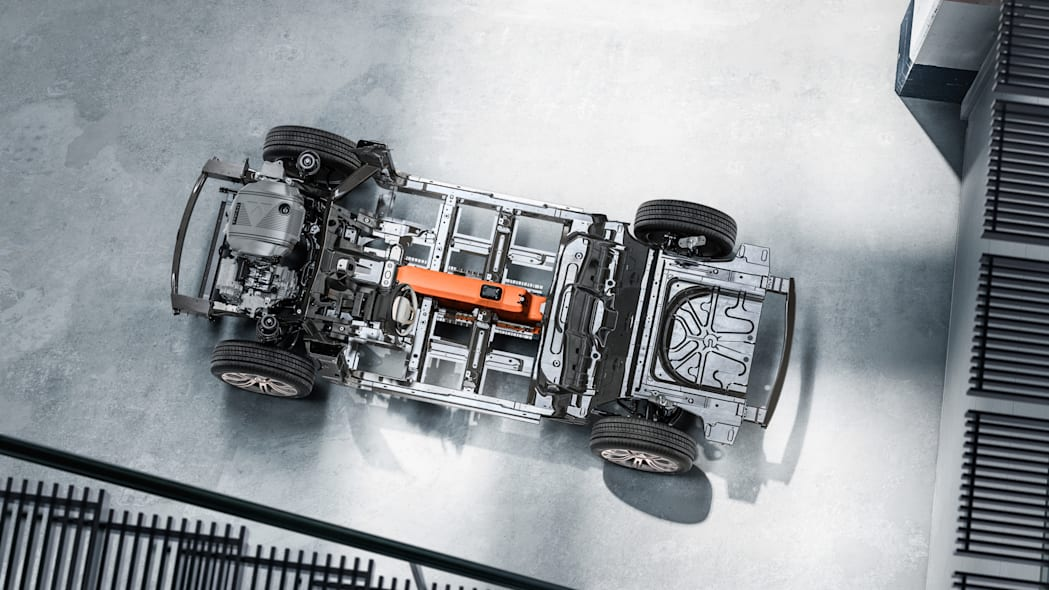 Lynk & Co. 01 Chassis