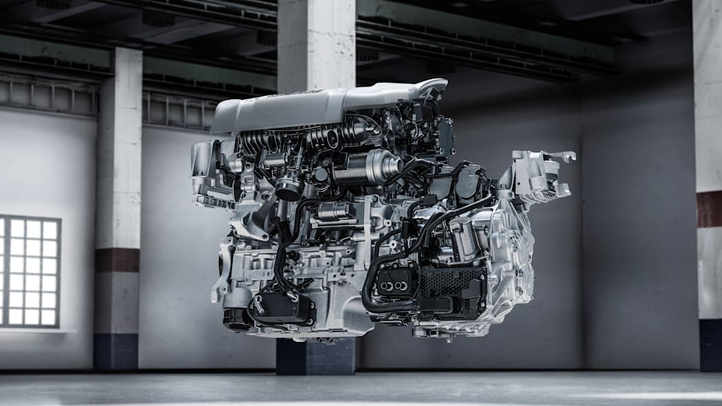 Lynk & Co. 01 Engine