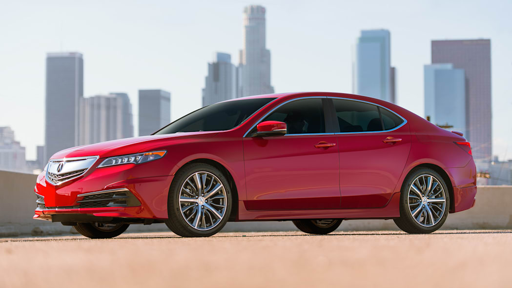 2017 Acura TLX GT Package