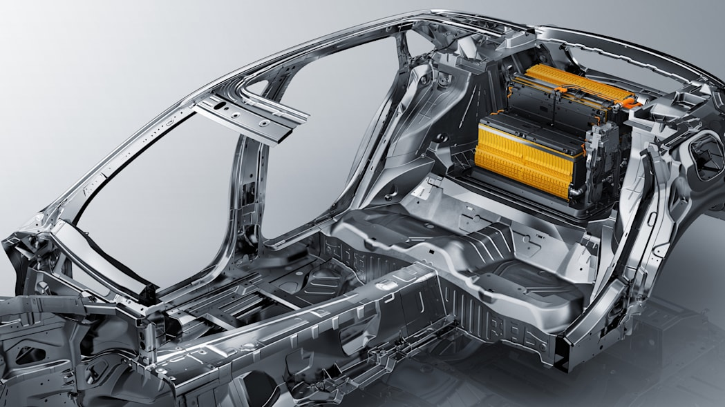 2017 Cadillac CT6 Plug-in Hybrid battery pack