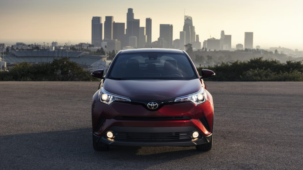 2018 Toyota C-HR Front End Exterior