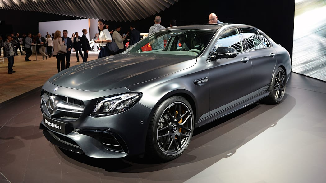 2018 Mercedes-AMG E63S debuts in LA with 603 horsepower ...