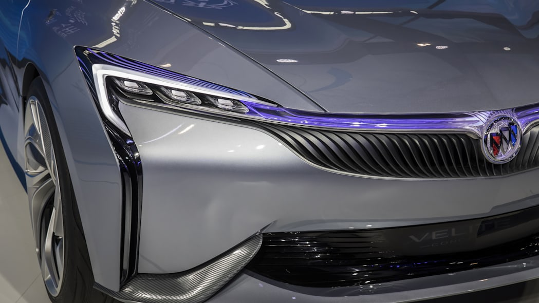 Buick Velite Plug-In Hybrid Concept at the Guangzhou Auto Show