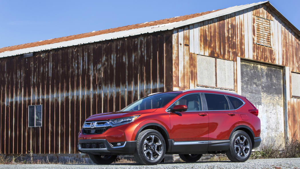A best-seller that's better than ever | 2017 Honda CR-V First Drive