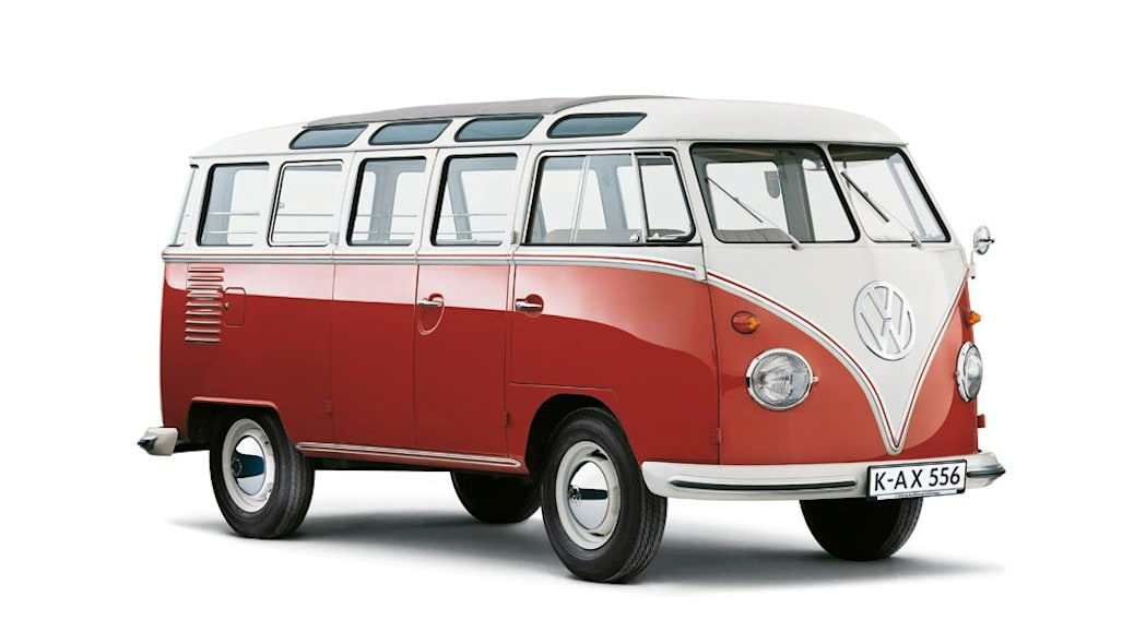 Original Volkswagen T1 bus