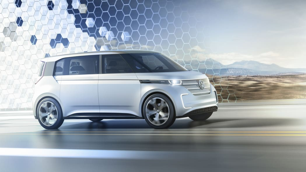 VW set to van up with electric Microbus