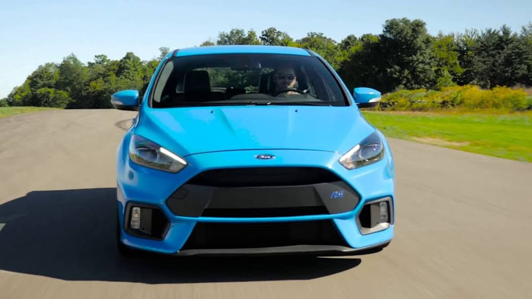 What makes the 2016 Ford Focus RS tick